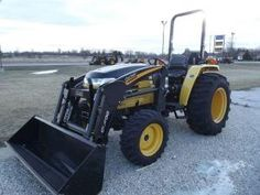 Peach Country Tractor carry a full line of farm and lawn tractors!