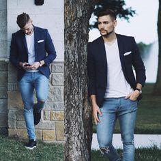 Street Style Men.. #mens #fashion #style