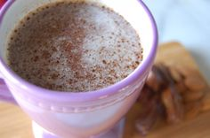 the good cook : Cinnamon Milk With Honey - Great For Insomnia