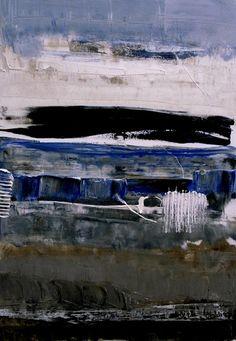 Artist Hubert Oddo (French: 1957) - Abstract Art