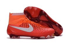 Nike Magista Obra FG Orange/Red
