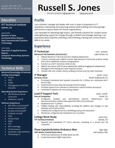 professional clean navy blue and gray resume buy the template for just 15