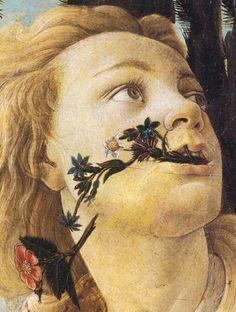 sautperilleux:  Boticcelli - Cloris