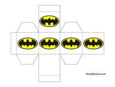 Cajita Batman