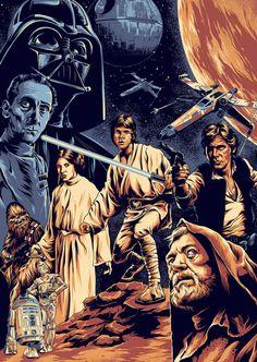 zavi_newhope. Star Wars Episode IvAlternative ...