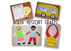 Black History Month Crafts!