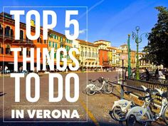 Check out my new blog post: ♚ Top 5 things to do in Verona ♚ www.travarella.com