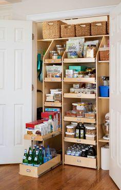 59 Best Pantry Shelves Images In 2019 Kitchen Storage Kitchen