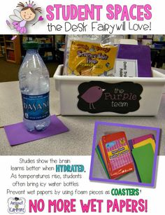Tips For Student Spaces The Desk Fairy Will Love!