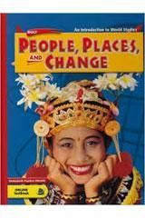 Holt People, Places, and Change: An Introduction to World Studies Student Edition