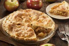 American Apple Pie (Amerikanischer Apfelkuchen) - daskochrezept.de