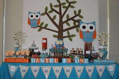 Hoot Birthday Party Ideas | Photo 7 of 8 | Catch My Party