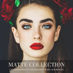 Matte presets for Lightroom 5 and Photoshop action