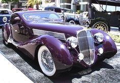 1937 Delahaye 135 MS