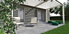 Giardino lotto 14 Case, Aurora, Patio, Outdoor Decor, Home Decor, Decoration Home, Room Decor, Northern Lights, Home Interior Design