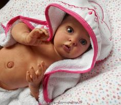 Bébé Reborn Création - Google+ Kittens And Puppies, Baby Kittens, Adorable Babies, Sansa, Reborn Babies, My Passion, Baby Dolls, Tiffany, Creations