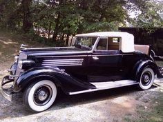 1935 Buick 56C convertable...