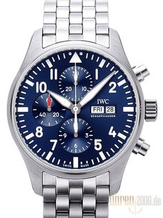 IWC Fliegeruhr Chronograph Edition Le Petit Prince IW377717