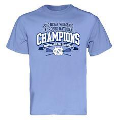 2016 Women's Lacrosse National Champions T (CB)