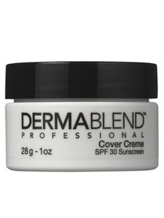 Dermablend Professional Cover Creme SPF 30 *Great tattoo cover up! SERIOUSLY!*