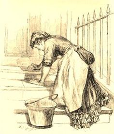 To better know some of the types of occupations our female ancestors would have done, you do have to know some of the common terms used years ago, so when you see that name listed you can better figure out what your ancestor did as a job.