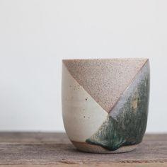"""@nic.ceramics on Instagram: """"Criss cross tumbler"""""""
