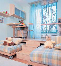 Первое на что нужно обратить внимание делая зонирование квартиры, это на привычки своих домочадцев.