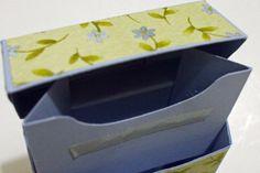 Flip Top Box Tutorial - Splitcoaststampers
