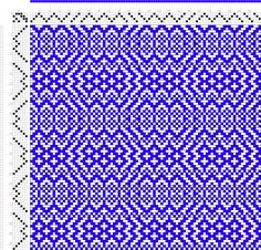draft image: Threading Draft from Divisional Profile, Tieup: Something I drafted using Pixeloom., Draft #54021, 4S, 6T
