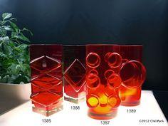 ChiliParkin Taimitarha: Erkkitapio Siiroinen, Pablo Tom Of Finland, Shot Glass, Scandinavian, Glass Art, Planter Pots, Mid Century, Nostalgia, Design, Retro