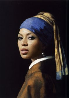 """The Brilliant """"Carter Family Portraits"""" Tumblr Puts Beyoncé And Her Family Into Classic Works Of Art"""