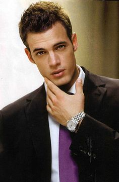 Hottest Spanish guy of all time. William Levy.