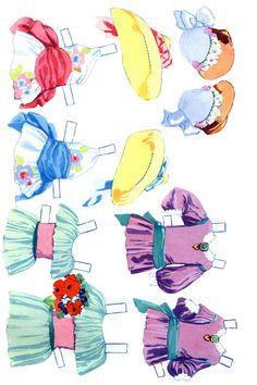 Paper Dolls~The Bride Doll - Bonnie Jones - Álbumes web de Picasa