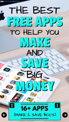 Are you looking for some great FREE financial apps and tools to help you master your money? Check out of the best FREE money apps and digital services to help you save cash and make more money. Save Your Money, Ways To Save Money, Make More Money, Money Tips, Money Saving Tips, Make Money Online, Big Money, Budgeting Finances, Budgeting Tips