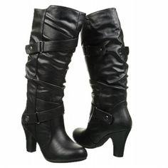 Madden Girl Women's Pint Wide Calf Boot