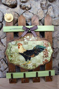 Arte Pallet, Wood Pallet Art, Wood Art, Diy Arts And Crafts, Diy Crafts To Sell, Handmade Crafts, Decoupage Wood, Decoupage Vintage, Frame Crafts