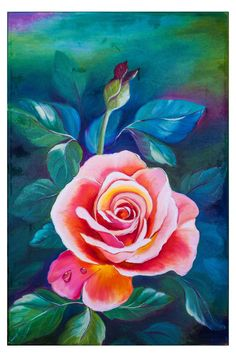 "The painting "" The Rose"""
