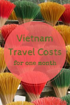 We spent a month travelling around Vietnam, find out how much money we spent there in our Vietnam Travel Costs breakdown, including food, transport and accommodation prices.