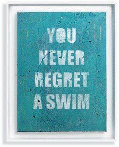 You never regret a swim! - I love swimming and cant wait to get back to it next week :) Competitive Swimming, Synchronized Swimming, I Love Swimming, Swimming Pools, Olympic Swimming, Swimming Funny, Swimming Motivation, Swimmer Problems, Swim Mom