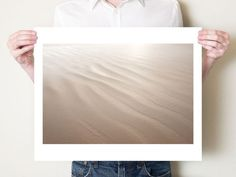 Beach photography abstract sand artwork. Beach pattern fine