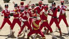 FOREVER RED: from the wild force series (all awesomeness of red ranger in one episode :D )