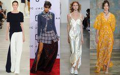左からRalph Lauren、Marc Jacobs、Calvin Klein、Tory Burch