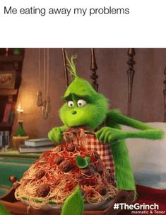 The perfect Grinch Hungry Eating Animated GIF for your conversation. Discover and Share the best GIFs on Tenor. Il Grinch, The Grinch Movie, Grinch Stole Christmas, Christmas Humor, Christmas Christmas, Grinch Memes, Hungry Gif, Hungry Meme, Vogel Gif