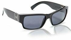 80b1179be9 Hoven Knucklehead Adult Polarized Sunglasses Black Matte Grey One Size   affilink  polarizedsunglasses