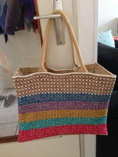 CreaKa: Mooie tas voor mijn culinaire boodschappen!