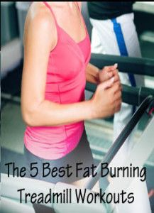 The 5 best fat burning treadmill workouts