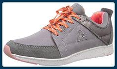 Le coq Sportif FLORE LOW, Damen Hohe Sneakers, Grau (MONUMENT), 40 EU - Sneakers für frauen (*Partner-Link)