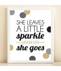 'She Leaves a Little Sparkle Wherever She Goes' | Shop Dandy LLC