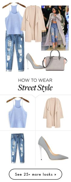 """""""I tried my best does it look like it?"""" by vela-emilie on Polyvore featuring Jimmy Choo, Kofta, women's clothing, women's fashion, women, female, woman, misses and juniors"""