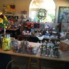 My new studio!  <3  Thank you precious Tiffany!